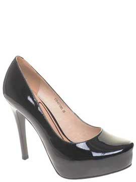 туфли модельные жен лето